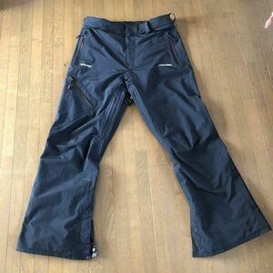 VOLCOM GORE-TEX брюки     черный    M размер     сноуборд  Ware