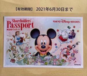 東京ディズニーリゾート #東京ディズニーランド #東京ディズニーシー #株主優待 #1デーパスポート