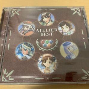 ガスト アトリエシリーズ非売品CD ATELIER BEST アトリエ ベスト 未開封 送料込み gust プレイステーション PlayStation not for sale