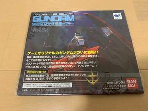 SS体験版ソフト 機動戦士ガンダム 戦慄のブルー 未開封品 GANDAM 非売品 送料込み バンダイ BANDAI セガサターン SEGA Saturn DEMO DISC