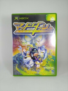 【XBOX】 マッドダッシュレーシング XBOXソフト