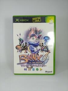 【XBOX】 ブリンクス・ザ・タイムスイーパー XBOXソフト