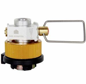 ガス缶詰め替えアダプター マルチガスアダプター ガス変換アダプタ 減圧機能