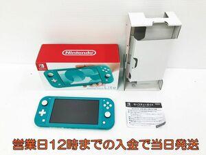 【1円】Nintendo Switch Lite ターコイズ スイッチ 本体 初期化・動作確認済み 任天堂/Nintendo 1A0748-033yy/F3