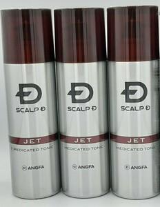 アンファー スカルプD 薬用育毛スカルプトニック 3本セット