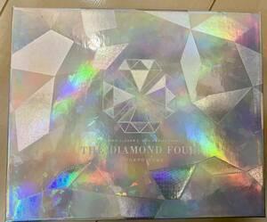 ももいろクローバーz Blu-ray ブルーレイ THE DAIAMOND FOUR 4枚組