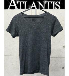 銀座店 クロムハーツ RS3クロス Tシャツ 半袖 グレー size:M