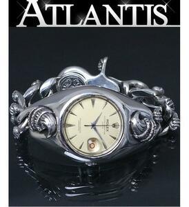 銀座店 クロムハーツ ロレックス 6534 オールド クロー ウォッチケース ヴィンテージ 腕時計
