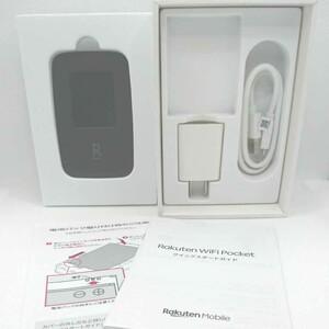 Rakuten WiFi Pocket R310 ブラック 楽天ポケットWiFi モバイルWi-Fiルーター