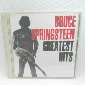 ブルース・スプリングスティーン/グレイテスト・ヒッツ 国内盤 帯付きCD BRUCE SPRINGSTEEN