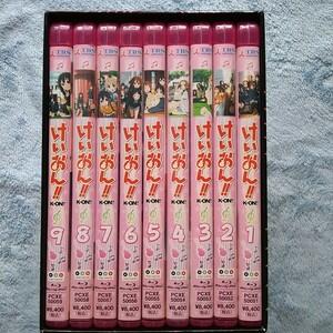 けいおん 2期 ブルーレイ 収納BOX付き 全巻セット Blu-ray