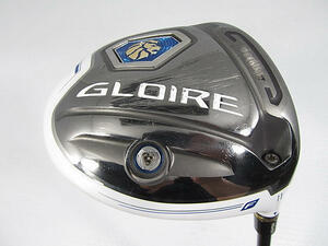 お買い得品!即決 中古テーラーメイド GLOIRE(グローレ) F ドライバー 2014 1W GLOIRE GL-3300[4766