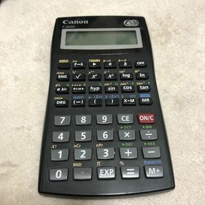 Canon 関数電卓