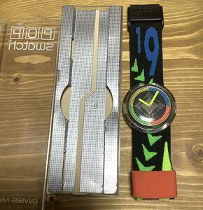 スウォッチ ポップ nineteen 19 swatch pop 腕時計