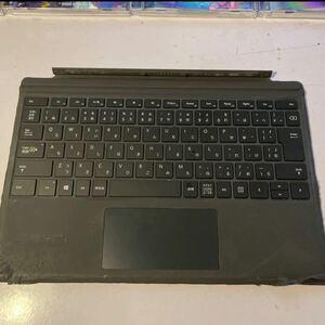 キートップバラ売り QC7-00070 タイプカバー Type Cover 純正 Surface pro4 ブラック