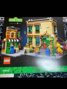 【流通限定商品】レゴ (LEGO)アイデア 123 セサミストリート 21324