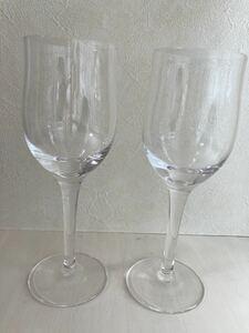 ペア ワイングラス HOYA