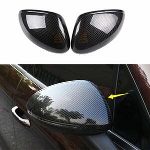 * high quality * carbon fibre Porsche Macan 2011-2021 back side mirror cover cap set easy installation sport