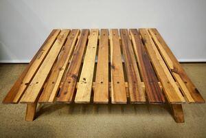 キャプテンスタッグ CAPTAIN STAG アウトドアテーブル テーブル 木製 CSクラシックス FDパークテーブル
