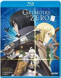 【送料込】ゼロから始める魔法の書 全12話(北米版 ブルーレイ) Grimoire Of Zero blu-ray BD