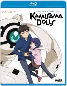 【送料込】神様ドォルズ 全13話(北米版 ブルーレイ) Kamisama Dolls blu-ray BD