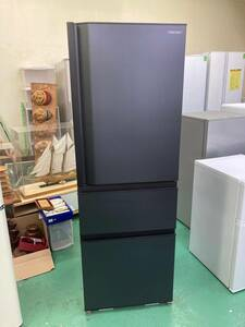 ★東芝★GR-S36SC 自動製氷機 3D冷蔵庫 2021年 TOSHIBA 356L VEGETA キッチン 生活家電 福島 郡山市 ★直接渡し歓迎★