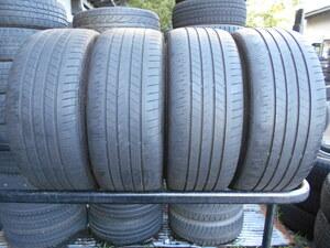 F651 225/45R18 夏4本セット サマータイヤ 225/45-18 225-45-18 BRIDGESTONE REGNO GR 001 クラウン オデッセイ リーフ