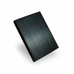 ブラック 1TB MARSHAL 外付け ハードディスク 1TB ポータブル HDD USB3.0/2.0 【簡単接続】 テレビ