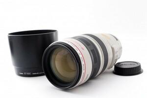 美品 Canon キヤノン EF 100-400mm F4.5-5.6 L IS USM 852468