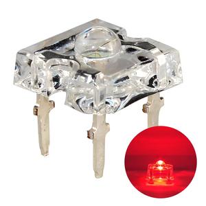 3113(100個) LED FLUX 3mm 赤色 4500~5600mcd
