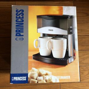 【未使用】コーヒーメーカー PRINCESS