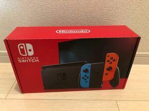 任天堂 Nintendo Switch HAD-S-KABAA [ネオンブルー・ネオンレッド] switch 本体