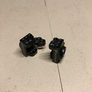 ヨコモ yd-2 アルミナックル ブラック