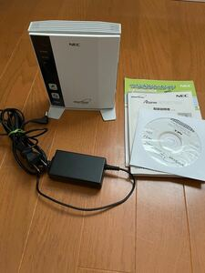ATERM PA-WR8370N-ST wifi ルーター