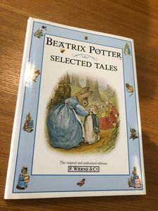 Beatrix potter ピーターラビット 英語版