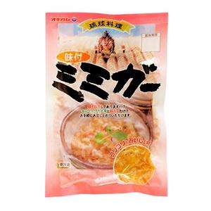 沖縄 お土産 豚耳 お取り寄せ グルメ 蛋白質 コラーゲン豊富 味付ミミガー 240g 冷蔵