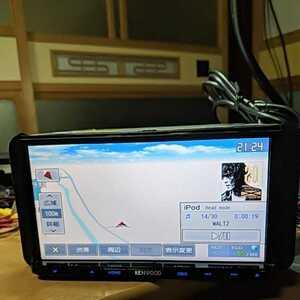 2021年3月 最新地図 最新オービスデータ MDV-L402 Kenwood 彩速ナビ CD録音用SDカード