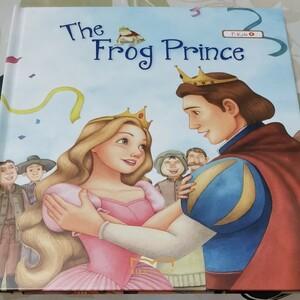 英語絵本セット The Frog Prince 音声動画付き
