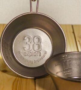 新品 オールド38シェラ シェラカップ OLD加工 38Explore