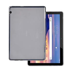 【送料無料】NEC LAVIE Tab E TE410/JAW PC-TE410JAW/Lenovo tab M10 ケース クリア 半透明 TPU素材 保護カバー背面ケース 超軽量