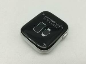 【じゃんぱら渋谷宇田川店】Apple Apple Watch Series4 44mm Cellular シルバーアルミニウム/ホワイトスポーツバンド MTVR2J/A