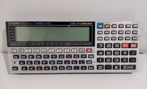 б/у CASIO VX-4 карманный компьютер карманный компьютер - super колледж калькулятор простой type персональный компьютер обработка информации промышленность средняя школа строительство механизм 0928A1.60