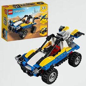 新品 未使用 クリエイタ- レゴ(LEGO) 1-74 男の子 車 砂漠のバギ-カ- 31087 ブロック おもちゃ 女の子