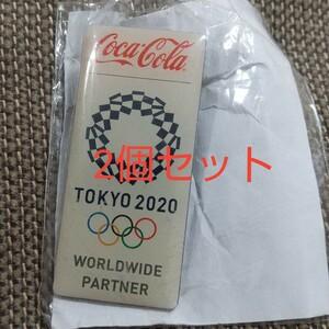 コカコーラ 東京オリンピック ピンバッジ