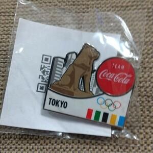 東京オリンピック コカコーラ ピンバッジ 東京都