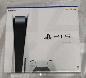 【美品】プレイステーション5 本体CFI-1000A01通常版 ディスクドライブ搭載モデル