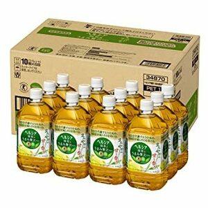 [トクホ] [訳あり(メーカー過剰在庫)] ヘルシア緑茶 うまみ贅沢仕立て 1L ×12本
