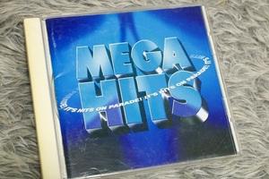 【洋楽オムニバスCD】『 Mega Hits 』バンプ・アンド・グラインド(R・ケリー) 他【CD-09982】