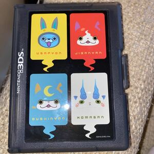 3DS ソフトケース  12枚収納用