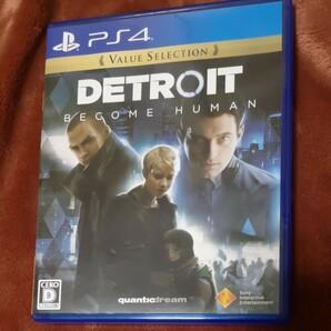 【PS4】 Detroit: Become Human デトロイト: ビカムヒューマン [Value Selection]